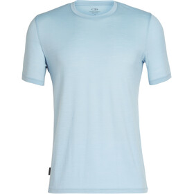 Icebreaker Tech Lite SS Crewe Shirt Herre sky